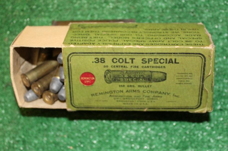 dating remington cartridge boxes