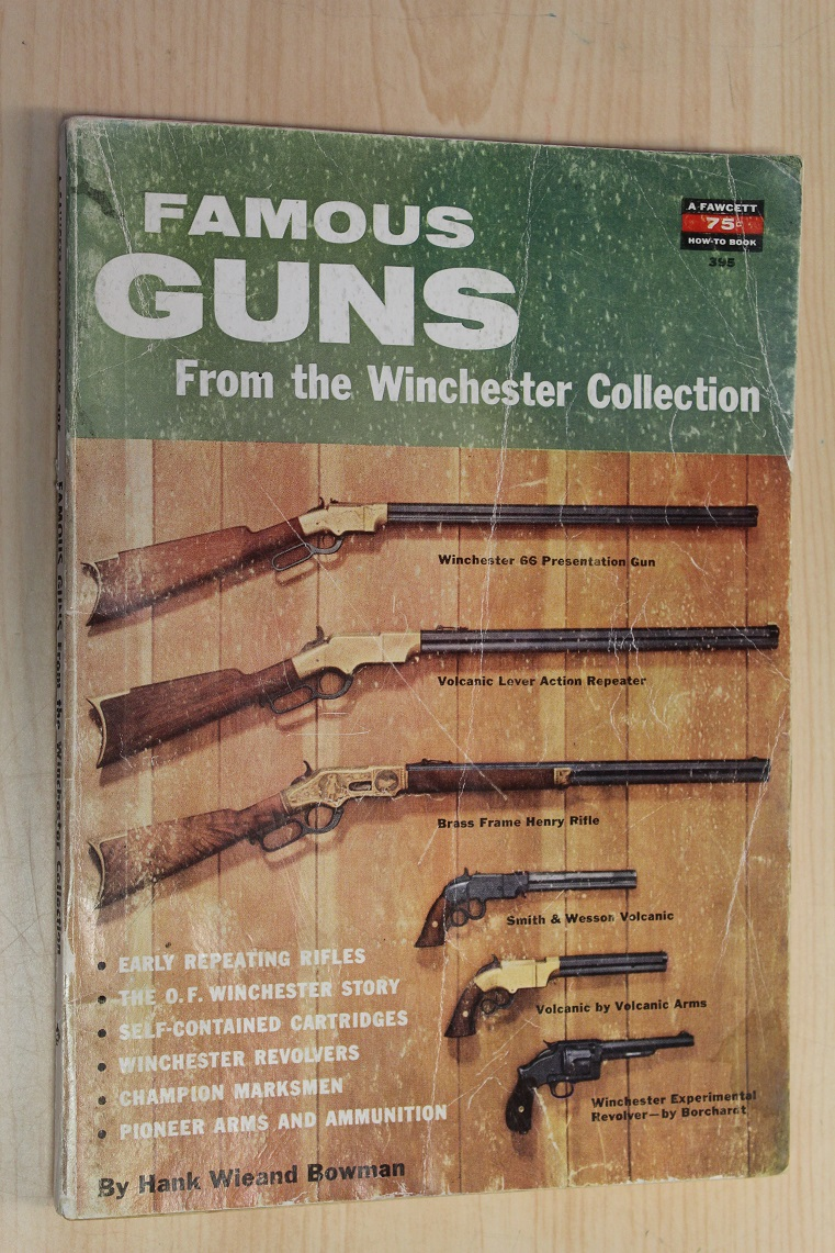 GUNS MADE AFTER 1898 TO PRESENT, GUN BOOKS , AMMO & GUIDES